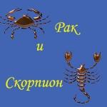 рак-и-скорпион
